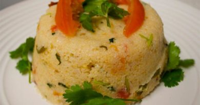 how to prepare tomato bath upma