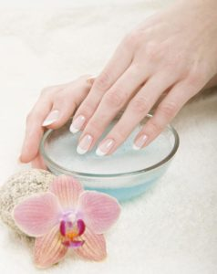 How do you cure your nails?
