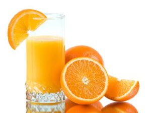 orange drink recipes