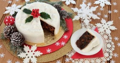 simple christmas cake recipe