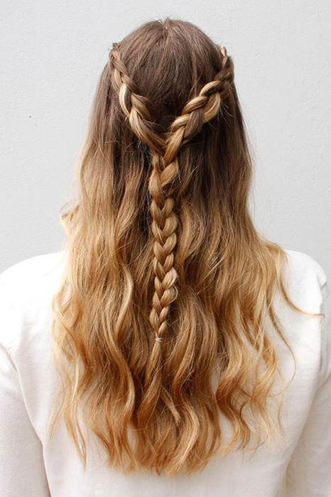 Hairstyle For Girl Step By Step in Hindi | Khoobsurat World