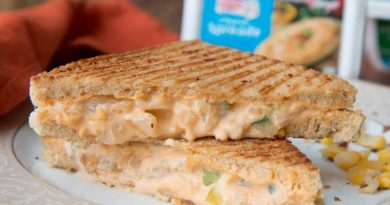 sweet toasted sandwich recipes