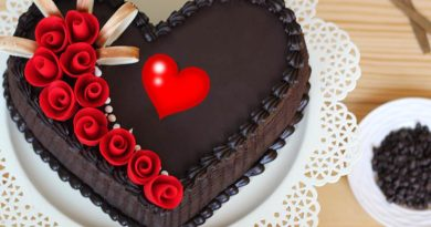 Valentine Day Special Cake Recipes in hindi