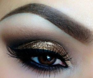 eye makeup bridal indian