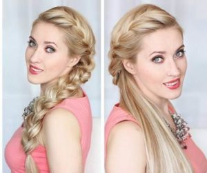 easy hairstyles step by step with pictures