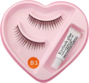 Kalaram Reusable False Eyelashes - Combo of 2