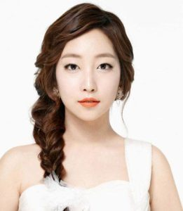 korean hairstyle for girl