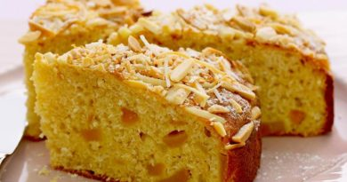 mango cake recipe indian