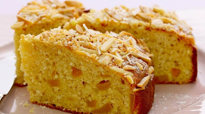 How To Make Moist Mango Cake