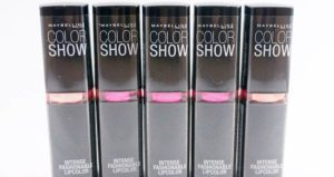 maybelline color show lipstick review03