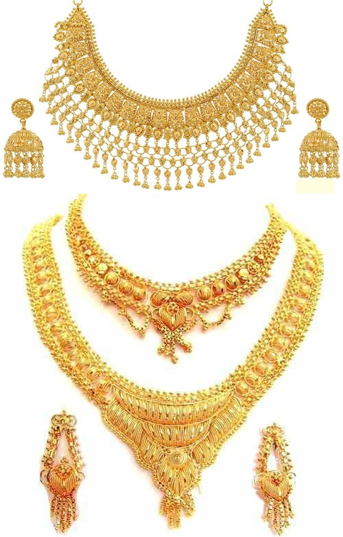 gold jewelry design
