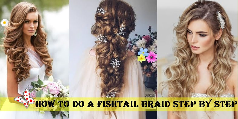 how to do a fishtail braid step by step