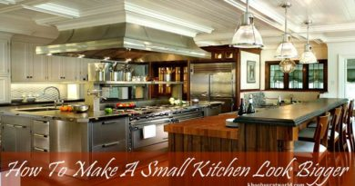 How To Make A Small Kitchen Look Bigger khoobsuratworld.cm