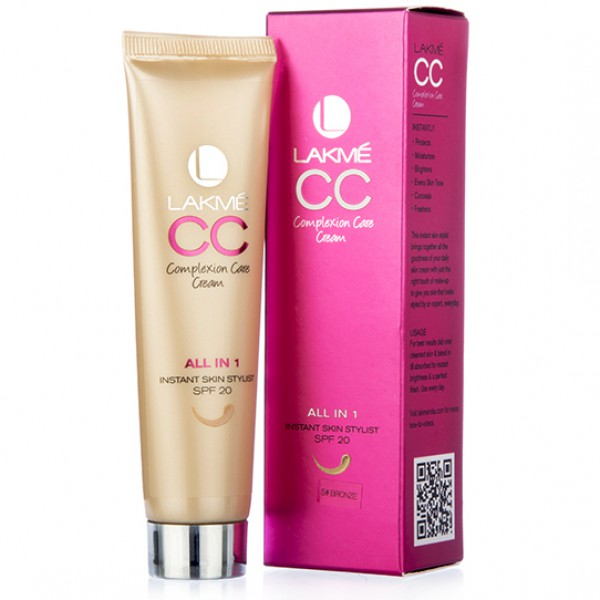 Lakme CC Cream 9 to 5 review in hindi