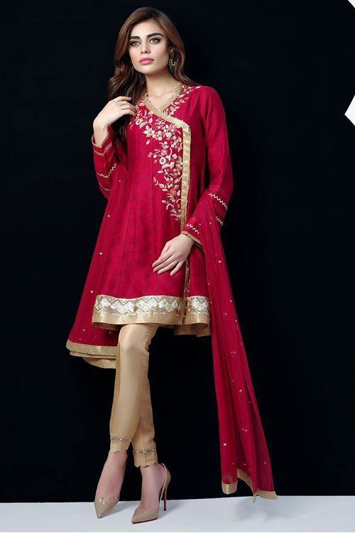Latest-Pakistani-Eid-Dresses-2017-For-Women-19