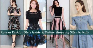 Korean Fashion Style Guide & Online Shopping Sites In India