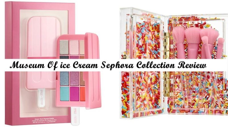museum of ice cream sephora collection
