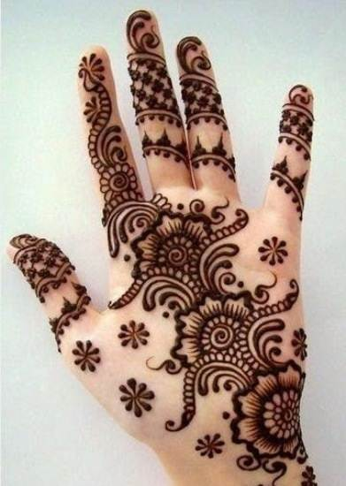 easy design mehandi