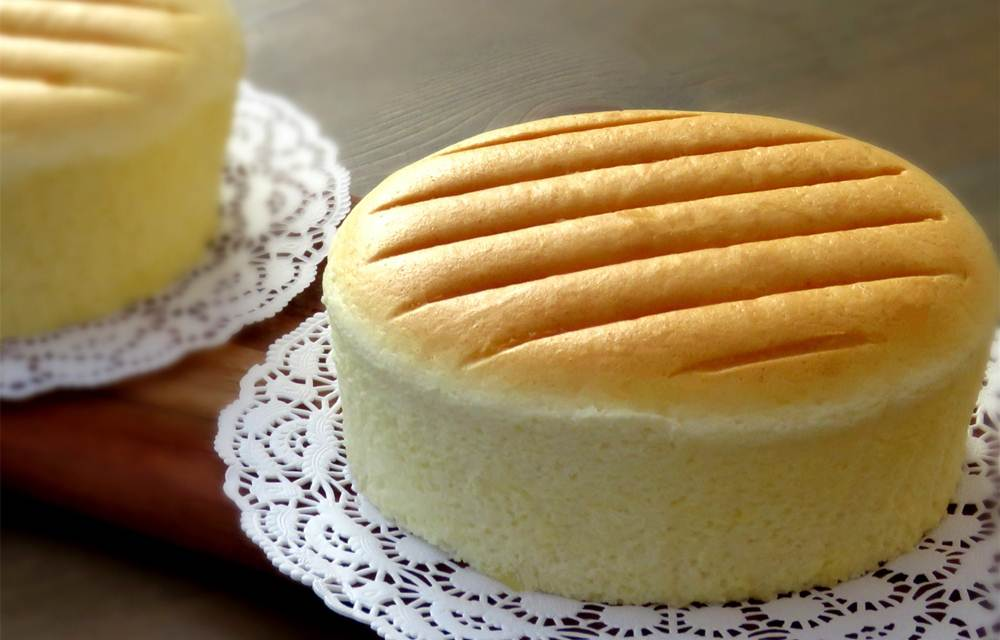 How To Make Japanese Cheese Cake At Home Step By Step
