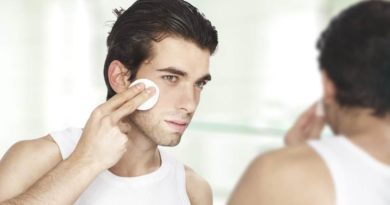Men Beauty Tips- How To Make Men's Face Glowing Naturally