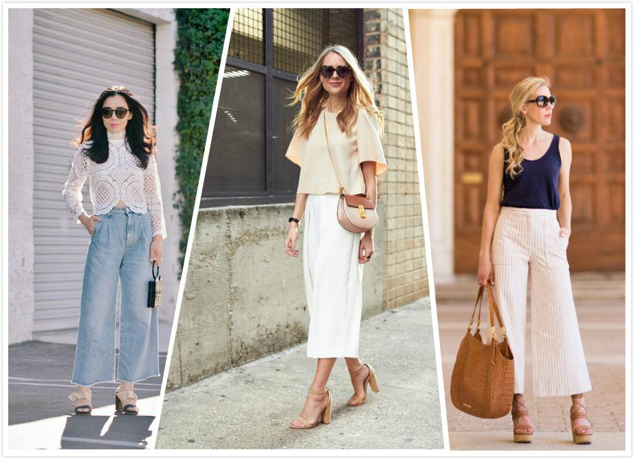 wide legs pants outfits