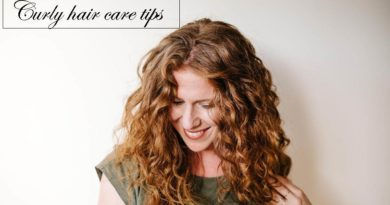 How to Take Care of Curly Hair Naturally