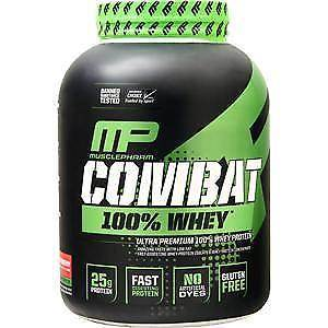 Muscle Pharm - Combat Sport Series 100 Whey Strawberry