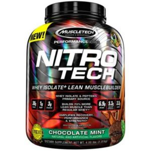 MuscleTech Nitrotech Performance Series - 1 lbs (Chocolate)