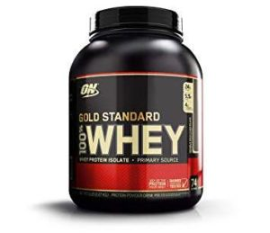 Optimum Nutrition (On) 100% Whey Gold Standard Double Rich