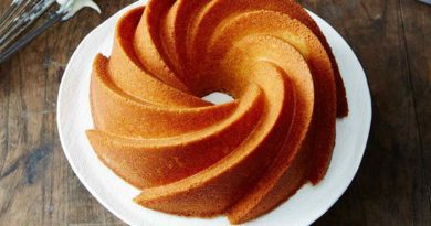 How To Make Delicious Egg-less Orange Cake