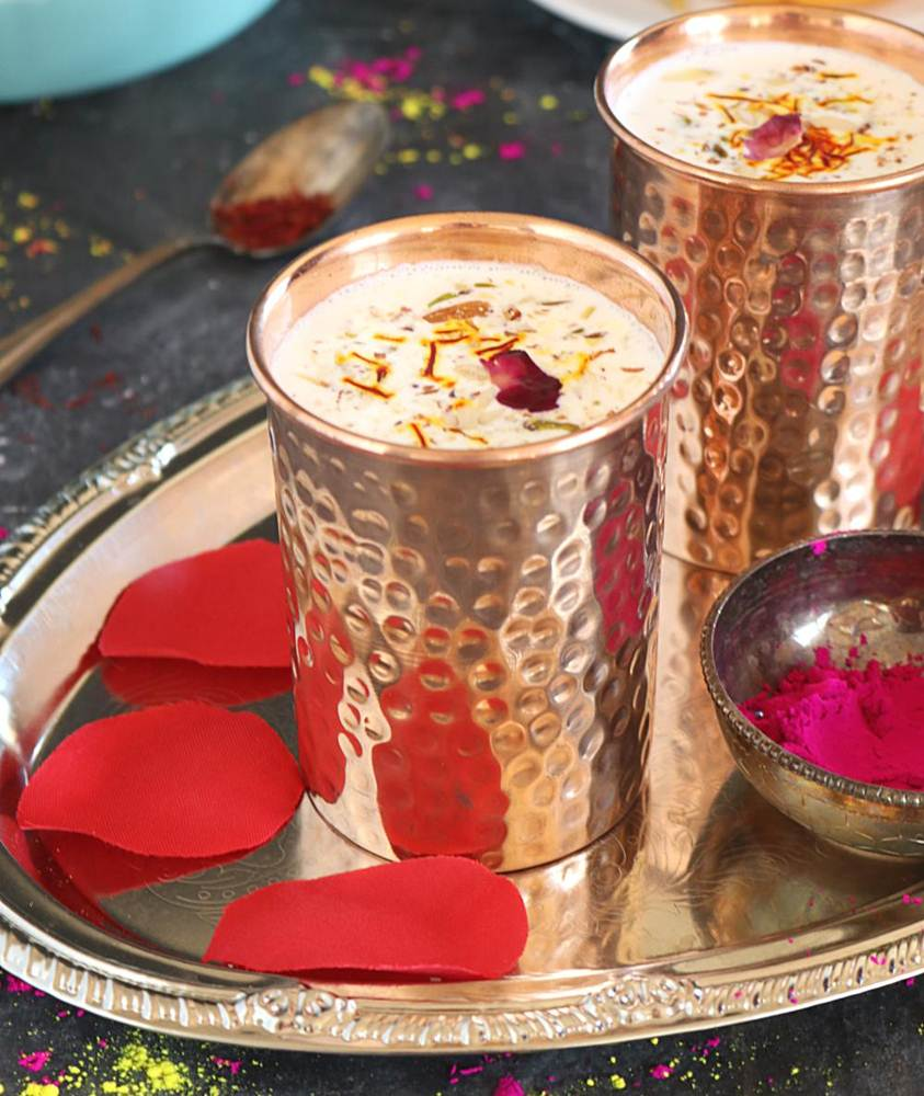 holi special thandai recipe in hindi