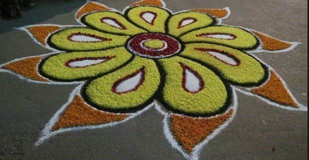 rangoli designs in hindi