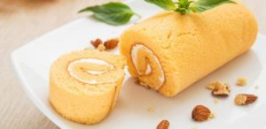 vanilla swiss roll ingredients and procedure