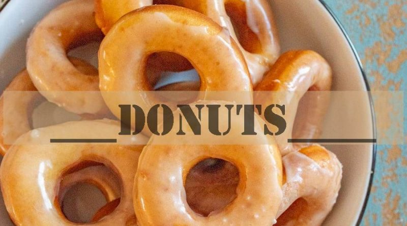 How to Make Donuts at Home Step by Step