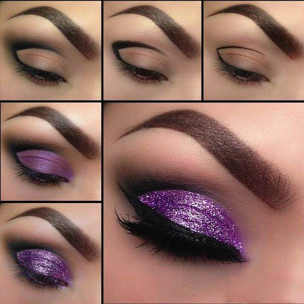makeup-smokey-eye