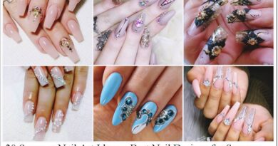 30 Summer Nail Art Ideas – Best Nail Designs for Summer