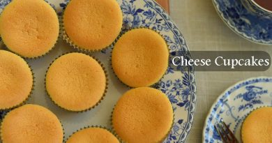 How to Make Cheese Cupcakes