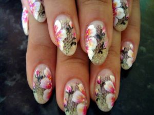 flower nail arts collection