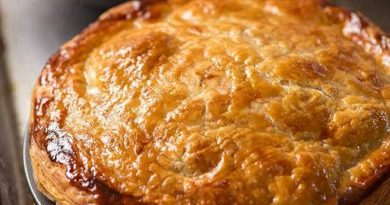meat pies recipe