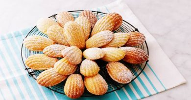 How To Make Classic French Madeleine's | Madeleine Recipe