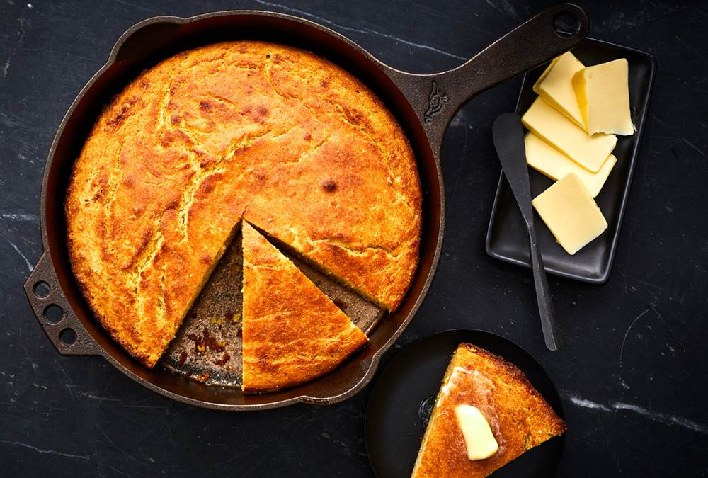 Best Buttermilk Cornbread Recipe Yield