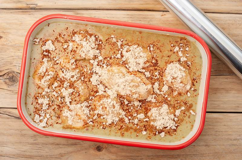 No Peek Chicken Recipe step by step with picture