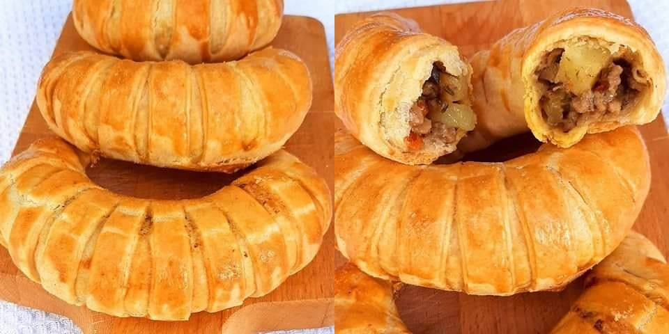 Nigerian Meat Pies Recipe Step By Step Pictures - Meat Piess